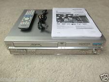 Panasonic dmr-e75v DVD/VHS-Recorder, generale superata, fb&bda, 2j. GARANZIA