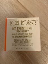 Flori Roberts My Everything Treatment Exfoliating Facial Scrub and Primer 4 Oz