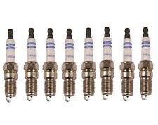 Set of 8 Bosch Iridium 9606 Spark Plugs For Cadillac Ford Lincoln Mercury Buick