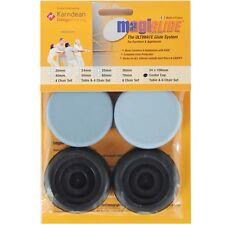MagiGLIDE Castor Cups 60mm die ultimative Glide System für Möbel