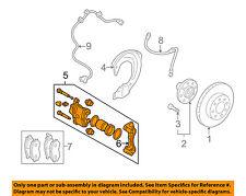 MITSUBISHI OEM 06-12 Eclipse Front Brake-Disc Caliper 4605A021