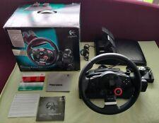 Volant + Pédales Logitech Driving Force GT pour PC / PS3 - force feedback wheel