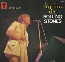 LP  ROLLING STONES :L'AGE DOR VOL.5  ATFER MATH  (DECCA) NUOVO NON SIGILLATO