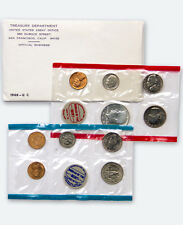 1968 United States US Mint Uncirculated Coin Set SKU1375