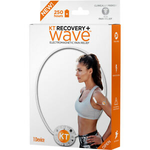 KT Tape Recovery+ Wave Electromagnetic Pain Relief Device