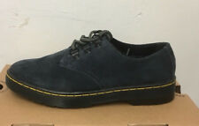 Dr. Martens Gizelle II Graphite Grey E.h Suede Shoes Size UK 3