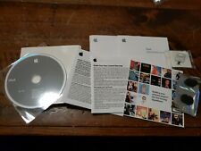 APPLE iPod and iPod Mini Install CD 2Z691-4686-A OEM 2003 Software