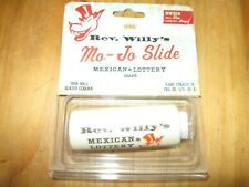 Rev. Willys Mo-Jo Slide-Mexican Lottery