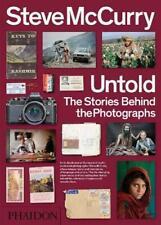 Steve Mccurry Untold: The Historias Behind Fotografías Por Purcell, William Ker