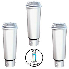 3 x TEFAL CLARIS Genuine Quick Cup / Hot Deluxe Water Dispenser Filter Cartridge
