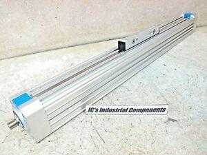 Festo    DGE-40-400-SP   400 MM  stroke   linear ball screw actuator