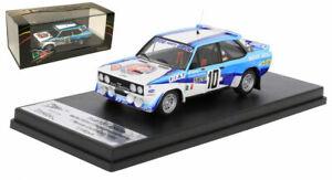 Trofeu RRFR23A Fiat 131 Abarth Winner Monte Carlo 1980 - Walter Rohrl 1/43 Scale