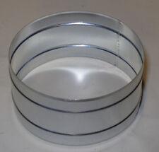 Remko Schlauchverbinder für Warmluftschlauch inkl. Verschlussgurten - 405mmm