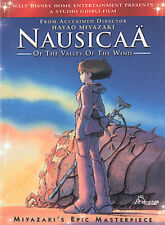 Nausicaa of the Valley of the Wind (DVD, 2005, 2-Disc Set, Features Special 2004