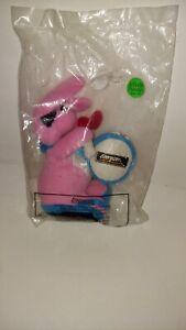 VTG 1997 Energizer Battery Bunny Stuffed Plush Doll  Eveready Advertising Sealed