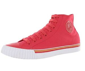 """PF Flyers Unisex Center Hi Reissue """"Tomato"""" Athletic / Casual Sneakers PM11CH3G"""