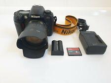 Nikon D D100 6.1MP Digital SLR Camera - Black (Kit w/ AF-S 24-85mm Lens)