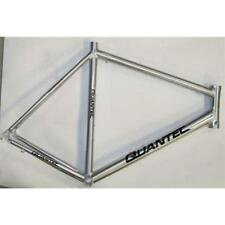 9511619  Quantec Rahmen Race Scandium, Silver brushed