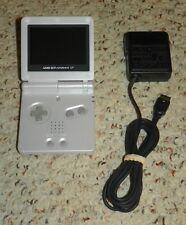 Nintendo Game Boy Advance SP - Pearl White Handheld