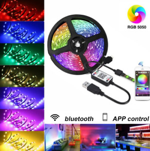 LED Strip Lights Bluetooth APP Control - 2M
