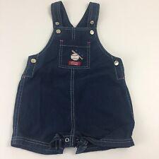 Circo 18 Months Baby Boy Blue Short Overalls. W4