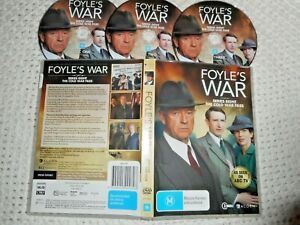 "Foyle's War. ""series eight"""