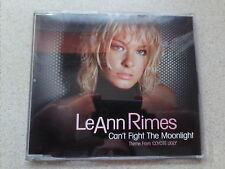 Leann Rimes - Can't Fight The Moonlight (cd Single)