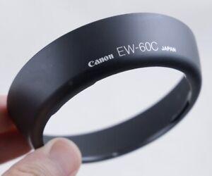 Genuine! Canon EW-60C Lens Hood Shade for EF 28-90mm f4-5.6 18-55mm