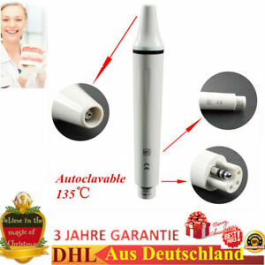 Dental Ablatore Ultrasonic Piezo Scaler Manipolo Handpiece Fit f/Woodpecker EMS