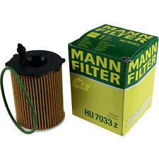 Original MANN-FILTER Ölfilter Oelfilter HU 7033 z Oil Filter