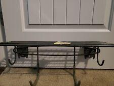 Organized Living Activity Organizer Shelf w Hooks