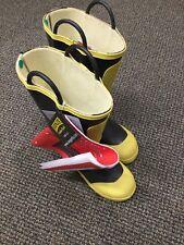 Ranger Firemen Boots 5128 Steel Toe Men's Size 7