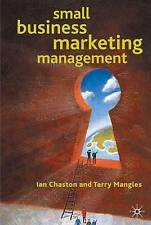 Small Business Marketing Management, New, Mangles, Terry, Chaston, Dr Ian Book