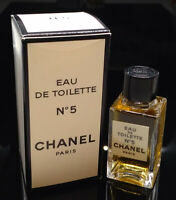 RARE Mini Eau Toilette ✿ CHANEL nº 5 ✿ Parfum Perfume (4,5ml = 0.15 fl.oz) PARIS