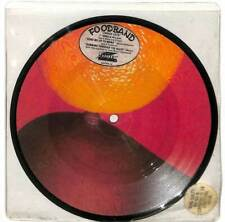 """Foodband - Choice Cuts - Picture Disc - 7"""" Vinyl Record"""