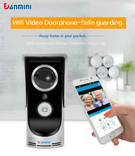 Home Security Smart Wireless WiFi Remote Video Camera Door Phone Doorbell US