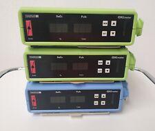 Pulsoximeter R. Copenhagen OXImeter SaO2 Pulsmessung 3 Stück OHNE Zubehör