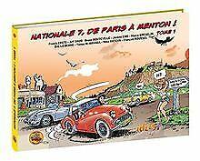 Nationale 7, de Paris à Menton de COSTE Franck, BAUD ... | Livre | état très bon