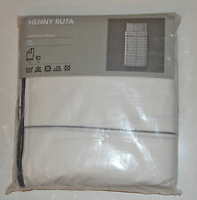 IKEA Henny Ruta TWIN duvet cover and one pillowcase, BNIP!!!
