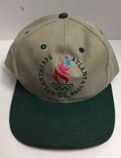 Vintage VTG Eastport Atlanta Olympics 1996 Snapback Hat Cap Games Adjustable
