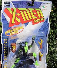 1995 TOY BIZ  Marvel Comics X-Men 2099 Halloween Jack W/wearwolf Head+Hands MOC