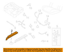 GM OEM Seat Track-Seat Adjuster 16818121