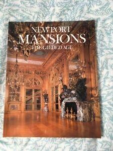 Book; Softback; Newport Mansions by Thomas Gannon; 1996