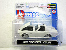 Burago Diecast Car 2008 Porsche 911 Gt2 on Card