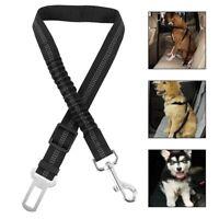 Cat Dog Pet Safety Seatbelt for Car Seat Belt Adjustable Harness Lead  US