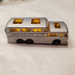 Matchbox Lesney 1966 66 C Greyhound Coach Bus BPW EX-Mint