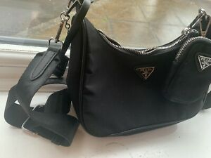 Prada Multi Pochette Bag