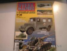 **a Steel masters n°39 L'artillerie américaine 1941 - 1945 / Ontos au Vietnam