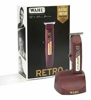 Wahl Professional 5Star Cordless Retro T-Cut Trimmer 8412 Ships W/Priority Mail!