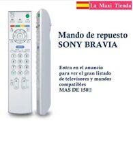 Recambio Mando a Distancia para Sony Bravia Televisión TV - RM-618A RM-ED007 (1)